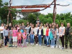 Atractie Turistica - Parc Aventura  - Bacau - Centru Turistic