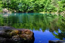 Atractie Turistica - Lacul Albastru - Baia Sprie - Centru Turistic