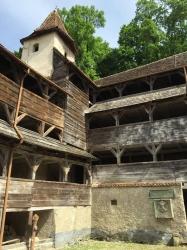 Atractie Turistica - Bastionul Tesatorilor - Brasov - Centru Turistic