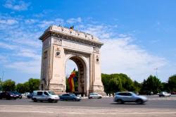 Atractie Turistica - Arcul de Triumf - Bucuresti - Centru Turistic
