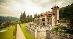 Atractie Turistica - Castelul Cantacuzino - Busteni - Centru Turistic