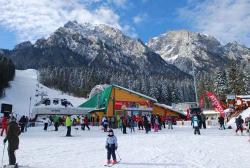 Atractie Turistica - Fun Park Kalinderu - Busteni - Centru Turistic