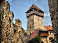 Atractie Turistica - Cetatea Calnic - Cib - Centru Turistic