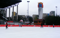 Patinoarul Ice Dream Iulius Mall