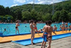 Atractie Turistica - Strandul Sun - Cluj Napoca - Centru Turistic