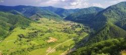 Atractie Turistica - Lacul Lesu - Coada Lacului Lesu - Centru Turistic