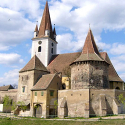 Atractie Turistica - Biserica fortificata - Cristian - Centru Turistic