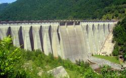 Barajul de acumulare Gura Raului
