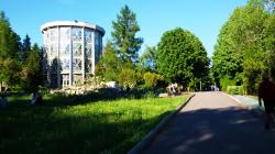 Atractie Turistica - Gradina Botanica - Iasi - Centru Turistic