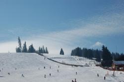Partie de ski Sararie