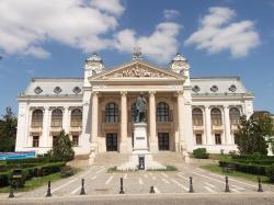 Atractie Turistica - Teatrul National Vasile Alecsandri - Iasi - Centru Turistic