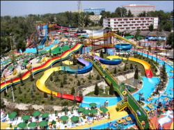 Atractie Turistica - Aqua Magic - Mamaia - Centru Turistic