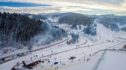 Partia de schi  Cheile Gradistei