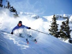 Atractie Turistica - Partia de schi  Cheile Gradistei - Moeciu - Centru Turistic
