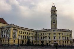 Atractie Turistica - Turnul Primariei - Oradea - Centru Turistic