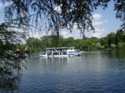 Atractie Turistica - Lacul Mogosoaia - Otopeni - Centru Turistic