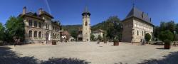 Atractie Turistica - Curtea Domneasca - Piatra Neamt - Centru Turistic