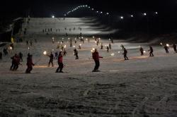 Partia de ski Cozla