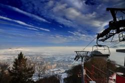 Atractie Turistica - Partia de ski Cozla - Piatra Neamt - Centru Turistic