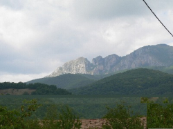 Cheile Ramet-Piatra Cetii 1233 m