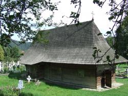 Biserica de lemn a lui Dragos Voda