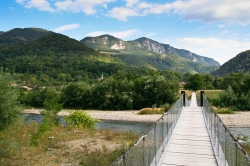 Atractie Turistica - Muntii Trascau - Rimetea - Centru Turistic