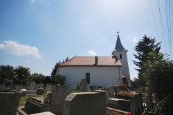 Atractie Turistica - Biserica reformata - Sancraiu de Cluj - Centru Turistic