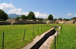 Atractie Turistica - Ulpia Traiana - Sarmizegetusa - Centru Turistic