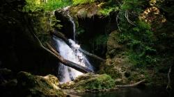 Atractie Turistica - Cascada Vaioaga - Sasca Montana - Centru Turistic