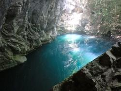 Atractie Turistica - Lacul Dracului - Sasca Montana - Centru Turistic