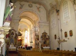 Atractie Turistica - Biserica Ursulinelor - Sibiu - Centru Turistic