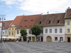 Atractie Turistica - Piata Mare - Sibiu - Centru Turistic