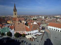 Atractie Turistica - Piata Mica - Sibiu - Centru Turistic