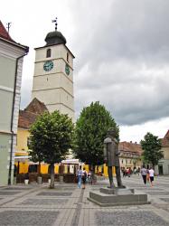 Atractie Turistica - Turnul Sfatului - Sibiu - Centru Turistic
