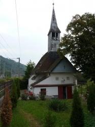 Atractie Turistica - Biserica Leprosilor - Sighisoara - Centru Turistic