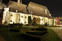 Atractie Turistica - Biserica Manastirii - Sighisoara - Centru Turistic