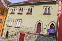 Atractie Turistica - Casa Venetiana - Sighisoara - Centru Turistic