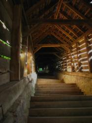 Atractie Turistica - Scara Acoperita - Sighisoara - Centru Turistic