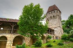 Atractie Turistica - Turnul Cositorarilor - Sighisoara - Centru Turistic