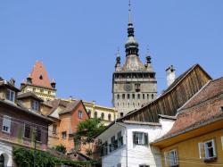 Atractie Turistica - Turnul cu Ceas - Sighisoara - Centru Turistic