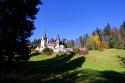 Atractie Turistica - Palatul Peles - Sinaia - Centru Turistic