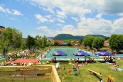 Atractie Turistica - Strandul Urmanczy - Toplita - Centru Turistic
