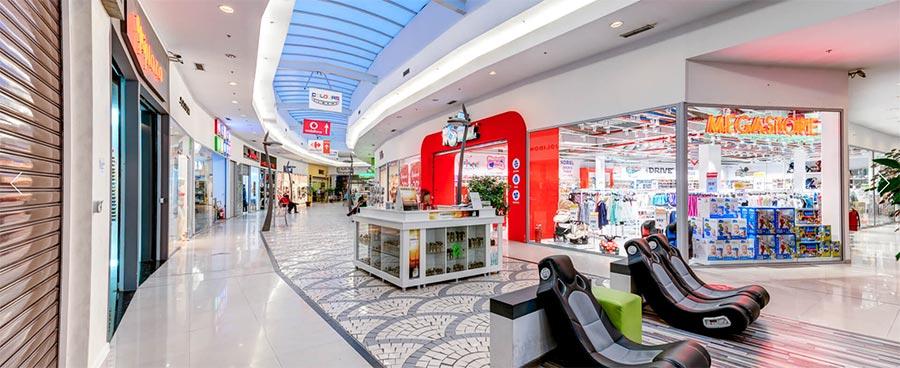 Atractie Turistica - Alba Mall - Alba Iulia - Centru Turistic