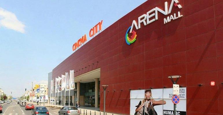 Atractie Turistica - Arena Mall Bacau - Bacau - Centru Turistic