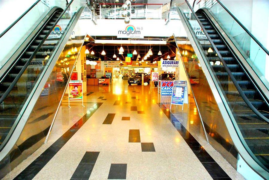 Atractie Turistica - Central Plaza Bacau - Bacau - Centru Turistic