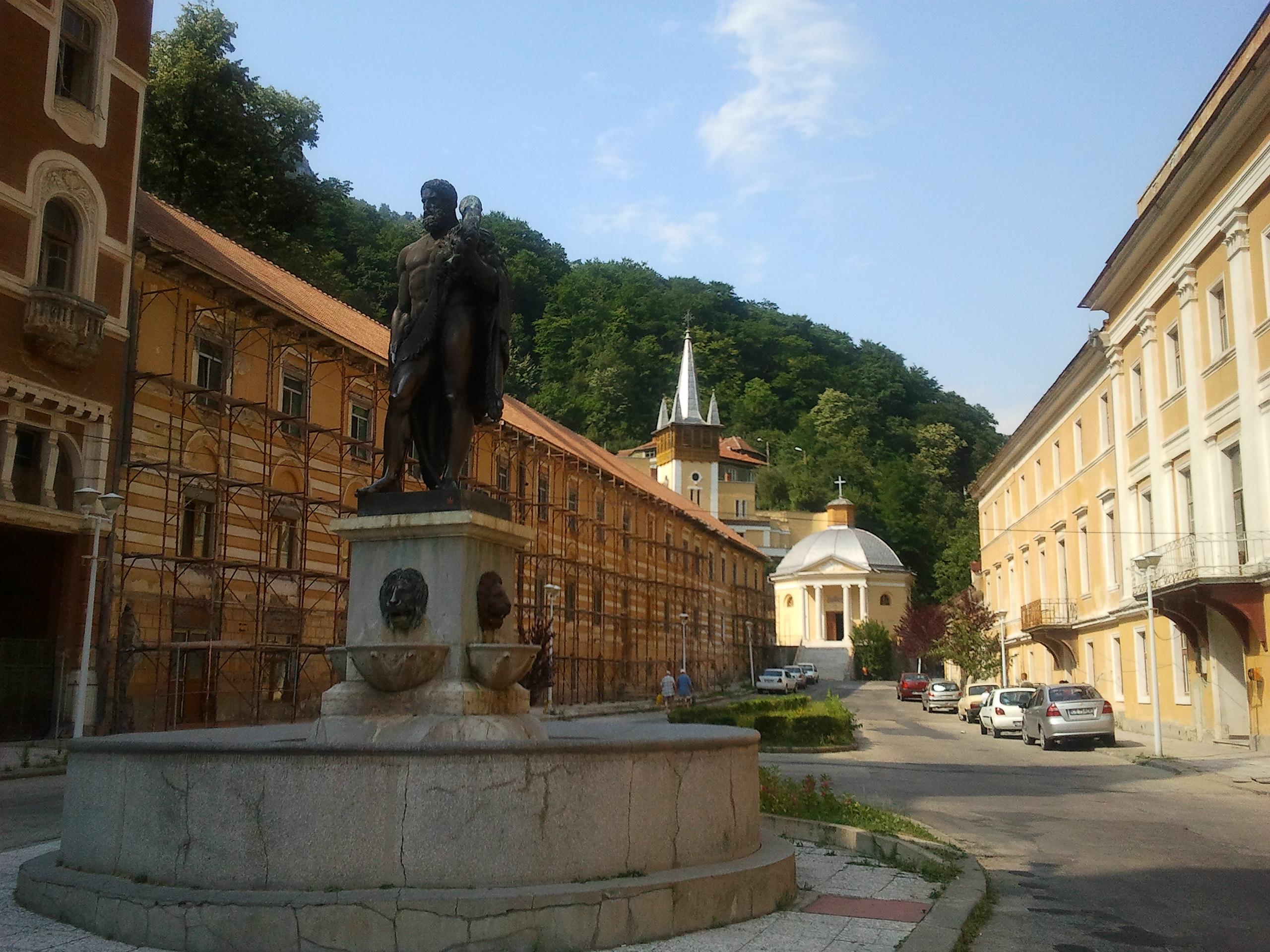 Atractie Turistica - Muzeul Nicolae Cena - Baile Herculane - Centru Turistic