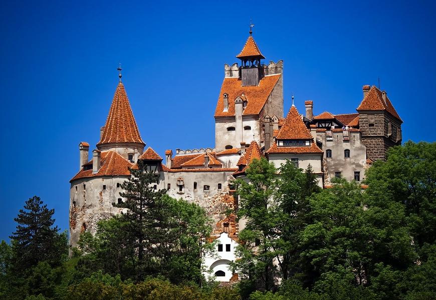 Atractie Turistica - Castelul Bran - Bran - Centru Turistic