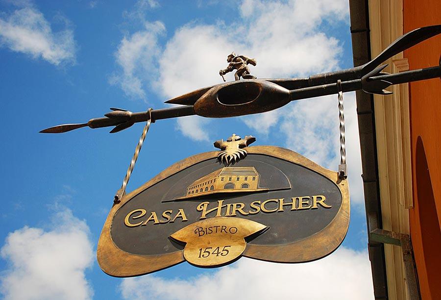 Atractie Turistica - Casa Hirscher - Brasov - Centru Turistic