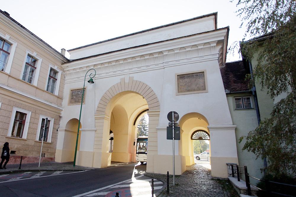 Atractie Turistica - Poarta Schei - Brasov - Centru Turistic
