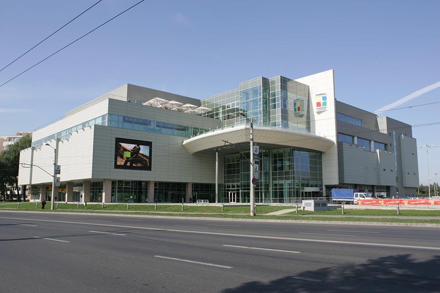 Atractie Turistica - Unirea Shopping Center Brasov - Brasov - Centru Turistic